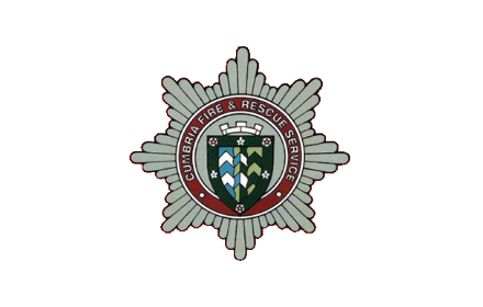 Cumbria Fire and Rescue Services logo