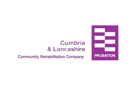 Cumbria and Lancashire Community Rehabilitation Company logo