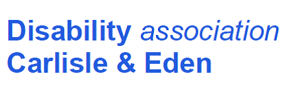 Disability Association Carlisle and Eden logo