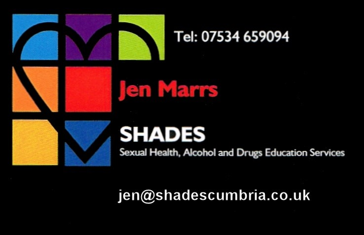 SHADES – Sexual Health, Alcohol and Drugs Education Services logo
