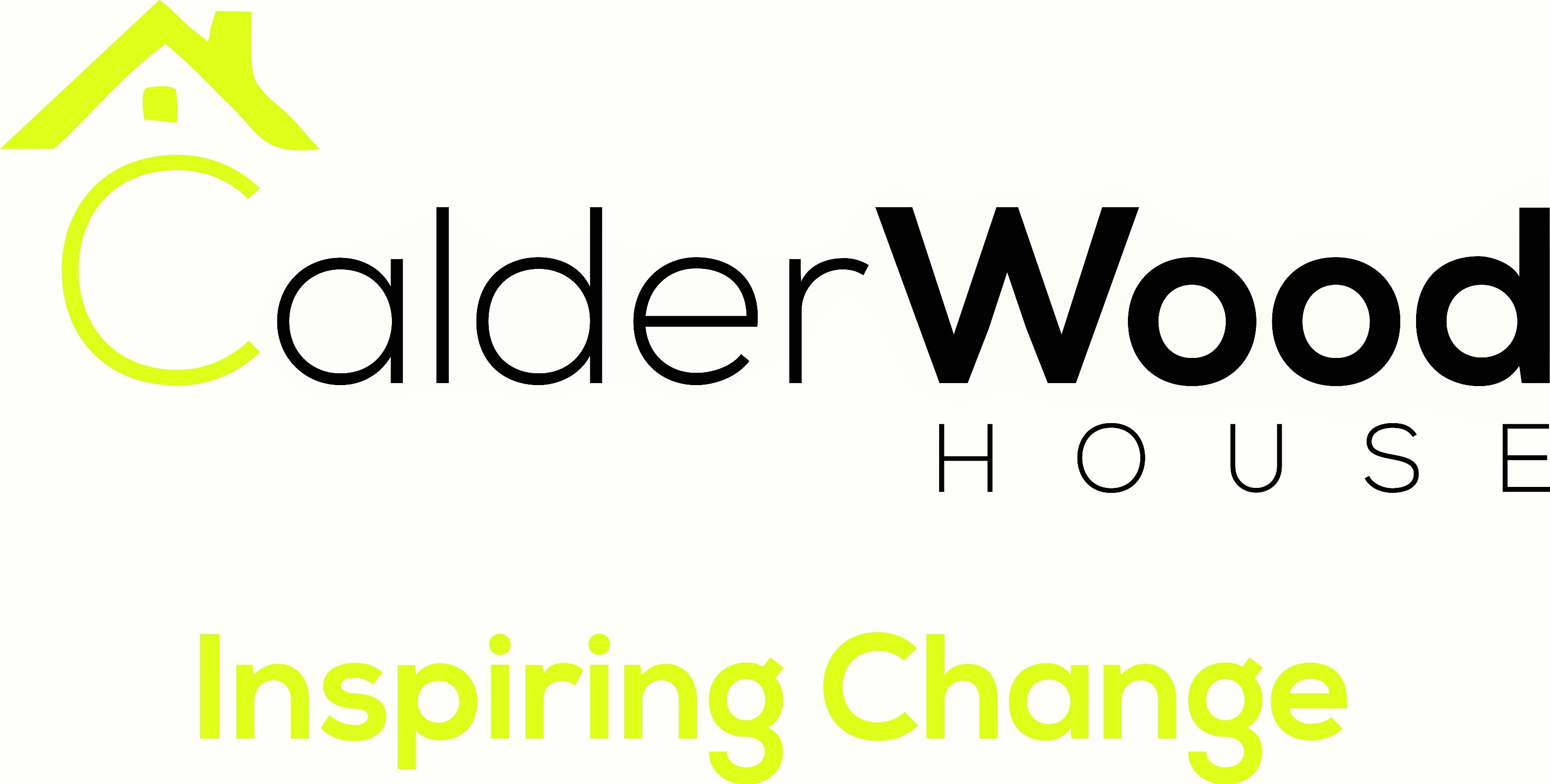 Calderwood House  (Time to Change) logo