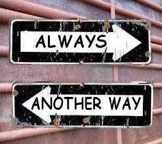 Always Another Way logo